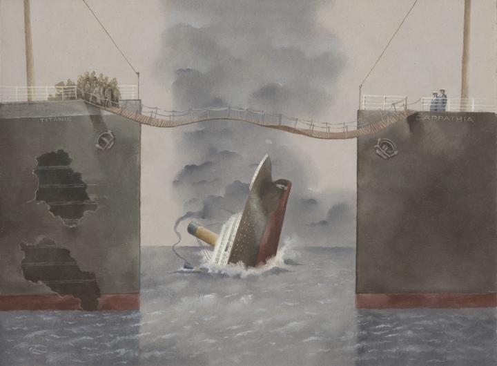 1 Carpathia nava salvatoare