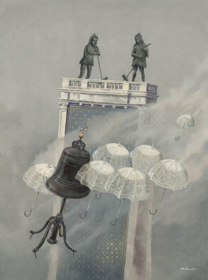 AFB Umbrelele si clopotul