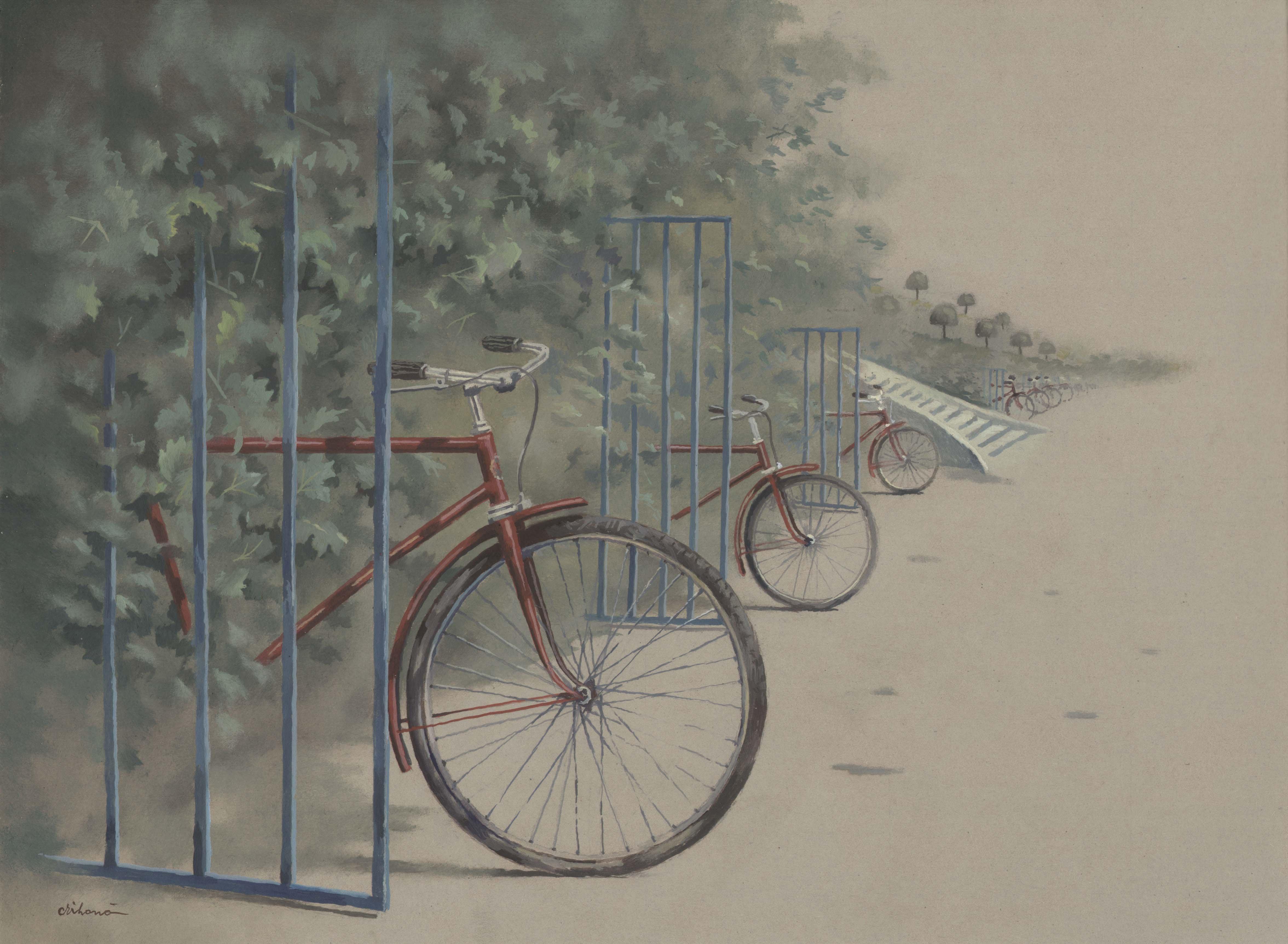 Gates at Sansouci