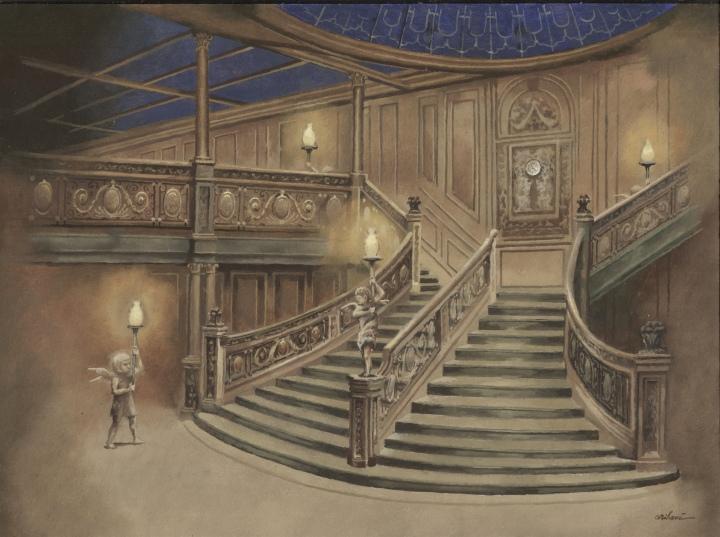 Ingeri bantuind Titanicul