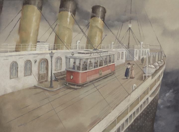 Tramvaiul Titanic
